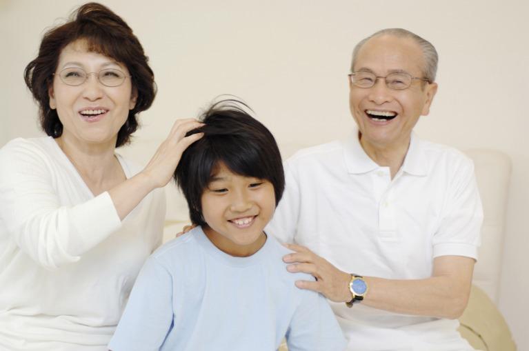 小学生からお年寄りまで幅広く対応